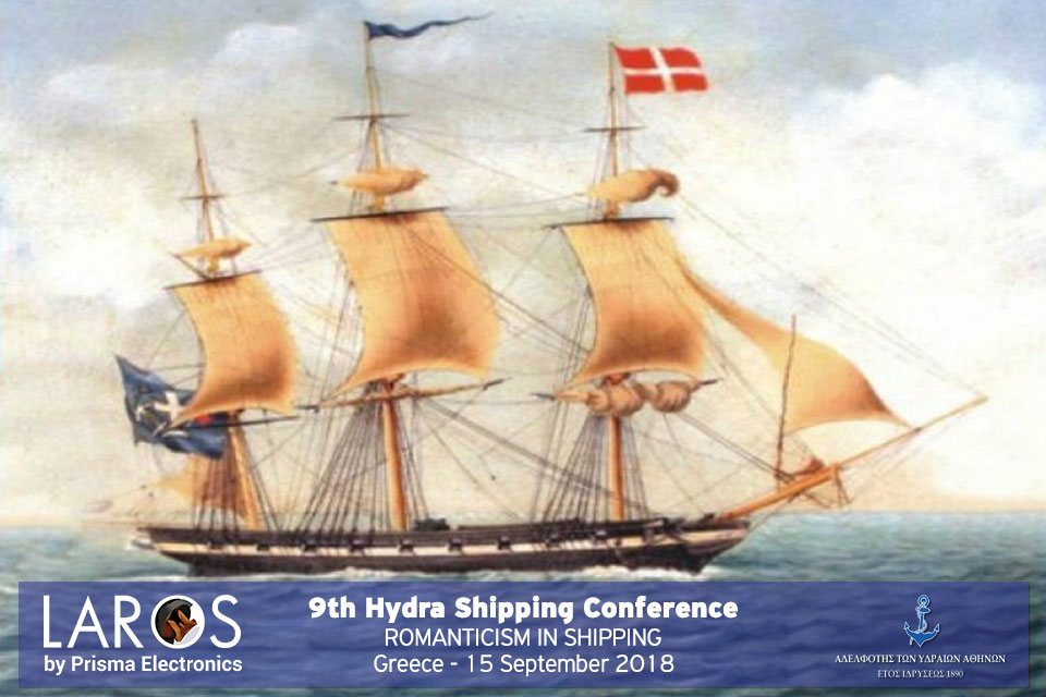 Prisma Electronics at 9th Hydra Shipping Conference